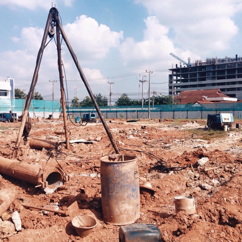ก่อสร้างอาคารปฏิบัติการศูนย์วิทยาศาสตร์การแพทย์อุดรธานี พร้อมครุภัณฑ์ประกอบอาคาร 1 หลัง